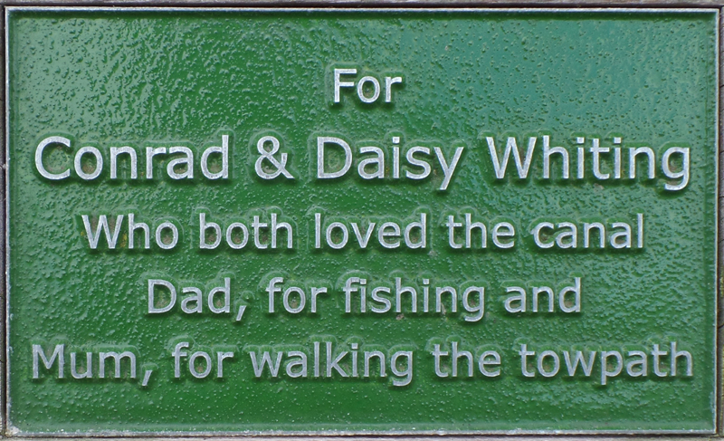 Conrad & Daisy Whiting