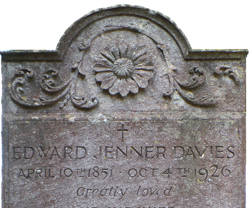 Edward Jenner Davies