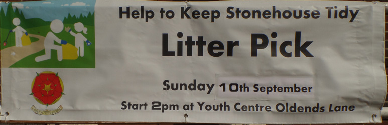 Litter Pick