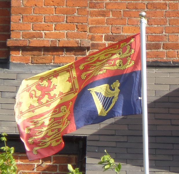 Queen's Royal Standard