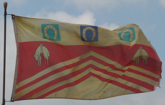 banner of arms for GCC