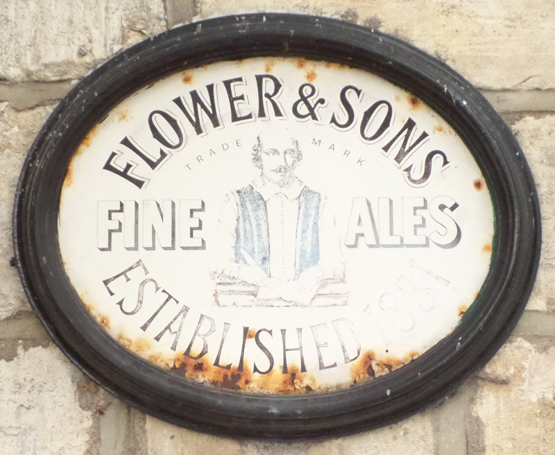 Flowers Ales - Globe