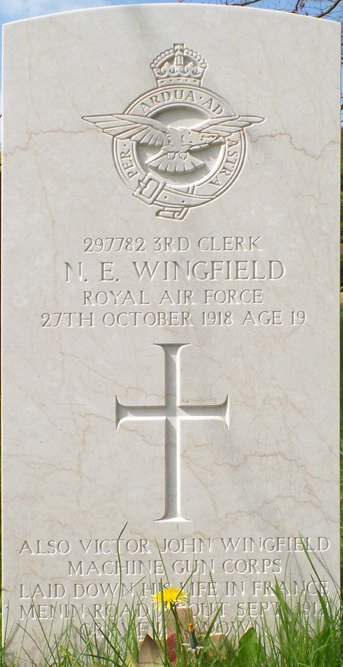 N E Wingfield