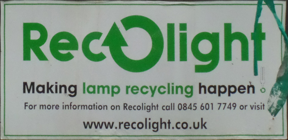 Recycling Light Bulbs