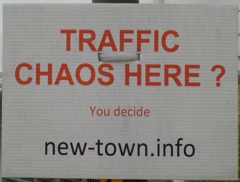 Traffic Chaos
